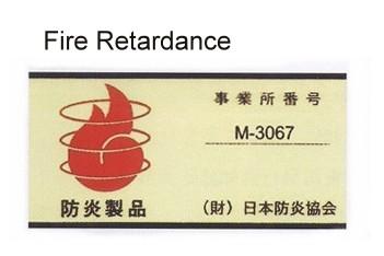 Teviron Safety/Fire Retardance